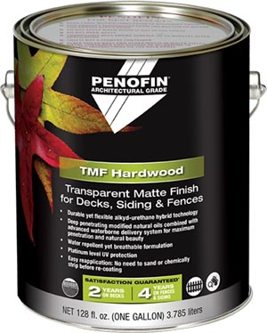 Penofin Architectural Grade Hardwood TMF can